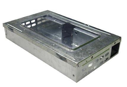 R00001 trappola per topi e insetti multicattura clear for Trappola piccioni