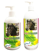 EQUITRAUMA 500 ml GEL SOLLIEVO IMMEDIATO
