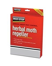 ANTI TARME PER VESTITI E ARMADI, HERBAL MOTH REPELLER -