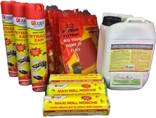 KIT PER LA LOTTA ALLE MOSCHE E TAFANI  - EASY FARM PLUS-