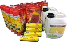 KIT PER LA LOTTA ALLE MOSCHE E TAFANI  - LARGE FARM PLUS-