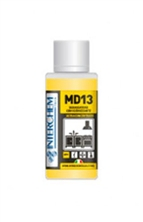 MD 13  SGRASSATORE ULTRACONCENTRATO MONODOSE DA 40 ML.