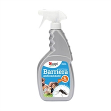 INSETTICIDA SPRAY ZAPI ZANZARE - BARRIERA SPRAY - 750 ML